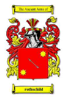 The Rothschild (Red Shield) (Bauer) Family Crest